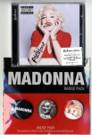 REBEL HEART - KOREA (STANDARD EDITION) CD ALBUM + Pin Badge Set
